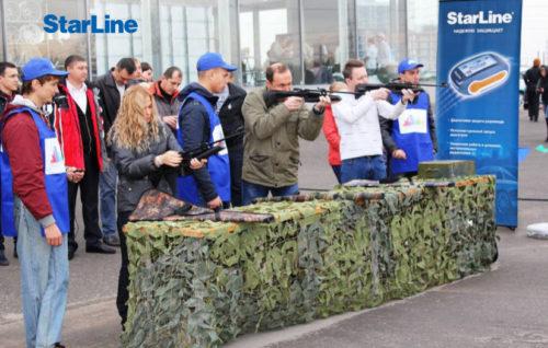 StarLine на «Биатлоне по бездорожью» в Волгограде!