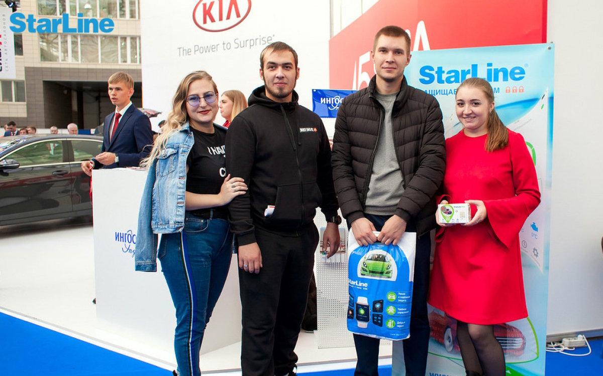 Умные новинки «МоторЭкспоШоу»!  Красноярск