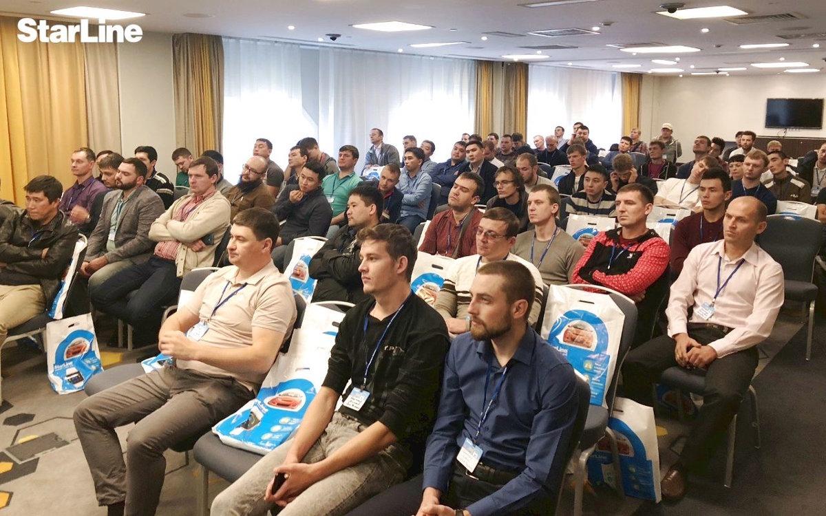 Итоги конференции Умная безопасность. Астана