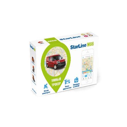 Компактный умный трекер StarLine M66 предназначен для умного мониторинга и надежной защиты легкового и грузового транспорта. Защищает. Сообщает. Показывает</p> <h3>4 550 Р</h3> <p>